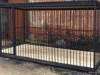 Скачать бесплатно foto Мебель для дачи и сада Вольер с прутьями 34785863 в Ярославле