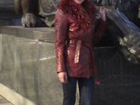 Свежее фото Детская одежда продам куртку кожаную лаковую 38058802 в Ярославле