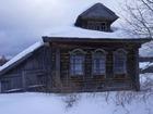 Свежее foto  Бревенчатый дом в тихой деревне, рядом с лесом, 200 км от МКАД 38695978 в Москве