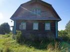 Новое изображение  Крепкий бревенчатый дом в тихой деревне, рядом с речкой, 40326978 в Угличе