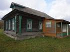 Свежее фото  Бревенчатый дом с баней в жилом селе, 58474131 в Угличе