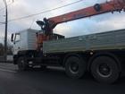 Новое фотографию  Камаз манипулятор Аренда Грузоперевозки 65889999 в Ярославле