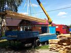 Уникальное изображение  Манипулятор услуга Камаз перевозка грузов по городу и области 68382409 в Ярославле