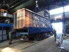 Скачать бесплатно foto  Перевозка бытовок ,контейнеров краном манипулятором в Ярославле 69299213 в Ярославле