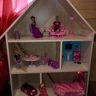 Домик кукольный