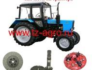 Запчасти на трактор МТЗ 1221 Запасные части для тракторов МТЗ-1221 предлагает ди