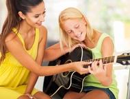 Обучение на гитаре Четкое звучание переборов гитарных струн. Индивидуальная пост