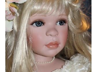 Увидеть изображение  продаю фарфоровую куклу 32923371 в Ярославле