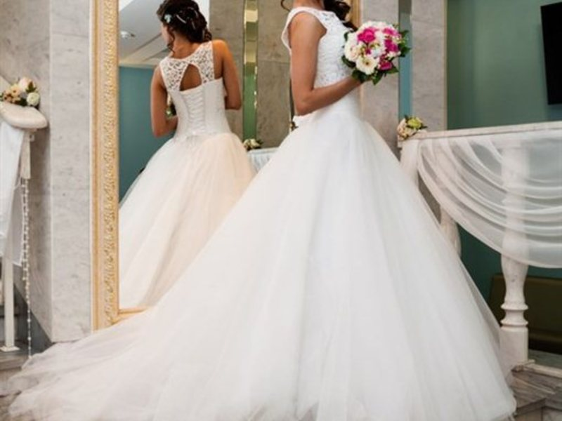 Купить Свадебное Платье Ярославль