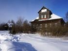 Смотреть изображение  Большой старинный бревенчатый дом, в тихой деревне, Продам по материнскому капиталу, 59831429 в Ярославле