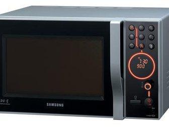 Смотреть foto Плиты, духовки, панели Продам Микроволновую печь Samsung CE1185GBR 33210118 в Электростали
