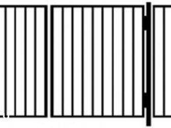 Новое фотографию Строительные материалы Ворота и калитки садовые 34050567 в Элисте