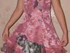 Фото в Для детей Детская одежда Платье из парчи для девочки 7 - 9 лет в Энгельсе 1000