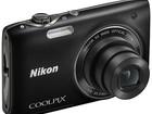 Увидеть фотографию Фотокамеры и фото техника Фотоаппарат Nikon Coolpix S3100 + SD 8G 36959700 в Энгельсе