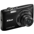 Фотоаппарат Nikon Coolpix S3100 + SD 8G