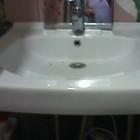 Раковина для ванны над стиральной машиной