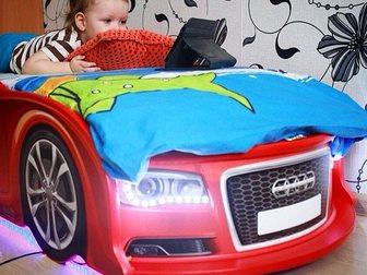 Свежее фото  Новинка, Кровать-машина AUDI A6 в Энгельсе 34469025 в Энгельсе