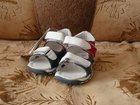 Изображение в Для детей Детская обувь Продам сандалии 20 размер полностью натуральная в Йошкар-Оле 500