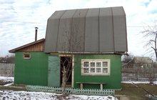 Продам сад в СНТ Мир, 7, 4 сотки дом, баня