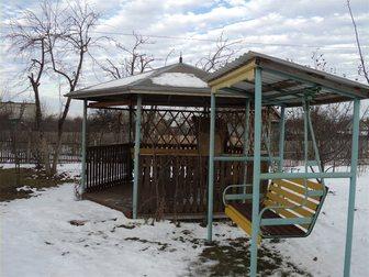 Скачать бесплатно фотографию Земельные участки Продам сад в СНТ Мир, 7, 4 сотки дом, баня, 34133664 в Йошкар-Оле