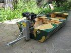 Свежее фото Мото Подвесные лодочные моторы болотоходы Аллигатор 34035049 в Южно-Сахалинске