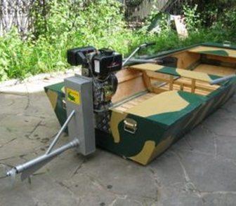 Фотография в Авто Мото Подвесной лодочный мотор для тяжелых условий в Южно-Сахалинске 37000