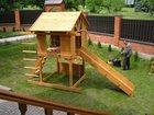 Изображение в Строительство и ремонт Строительство домов Спортивно игровые площадки для детей. Разнообразный в Южноуральске 30000