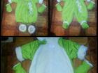 Увидеть фотографию Детская одежда зимний комбинезон - конверт 2 в 1 на овчине 31652137 в Калининграде