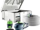 Скачать фото Электрика (оборудование) Festool Эксцентриковая пневматическая шлифовальная машинка, LEX 3 77/2,5 Set 38353917 в Калининграде