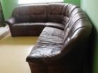 Скачать бесплатно foto Мебель для гостиной УГЛОВОЙ ДИВАН натуральная кожа 40910072 в Калининграде