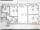 1970 г.п., 4/5 панельного дома, есть тех. этаж, 61,8/48/6,6