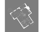 Предлагаем однокомнатную квартиру общей площадью 52,93 кв.м.