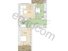 Предлагаем двухкомнатную квартиру в Новом Жилом комплексе по