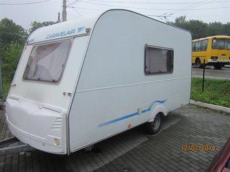 Уникальное фото Прицепы для легковых авто Автодом- дача 2001г 32963839 в Калининграде