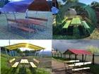 Скачать бесплатно foto Мебель для дачи и сада Беседки для пикника, бесплатная доставка 38840700 в Калуге