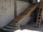 Уникальное фотографию  Бетонные лестницы, монолитные лестницы 38961375 в Калуге