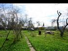 Дача расположена в 900 метрах от конечной остановки Ольговс