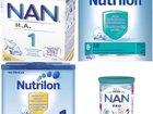 Детские молочные смеси из Финляндии