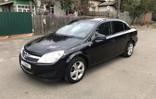 Opel Astra 1.6МТ, 2010, седан