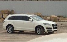 Audi Q7 4.1AT, 2008, внедорожник