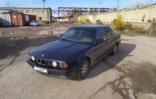 BMW 5 серия 2.0МТ, 1991, седан