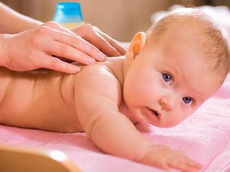 Скачать foto  массаж детям от 1 месяца и взрослым 37743554 в Калуге