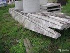 Балка бетонная