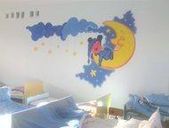 любые художественные услуги Роспись стен, декорирование одежды, дизайн, заказ ка