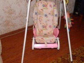 Уникальное фотографию Товары для новорожденных Качели 32918259 в Каменск-Уральске