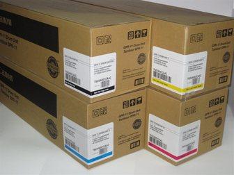 Свежее изображение Принтеры, картриджи Комплект драм-картриджей CANON C-EXV8 /GPR-11 CMYK 33764142 в Каменск-Уральске