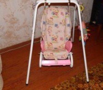Фотография в Для детей Товары для новорожденных Продам детские качели, в хорошем состоян в Каменск-Уральске 500