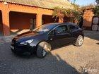 Opel Astra GTC 1.8МТ, 2012, 77000км