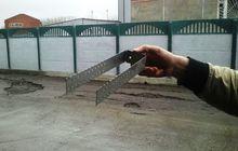Кронштейн фасадный 520*40*1мм