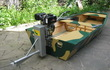 Подвесной лодочный мотор для тяжелых условий